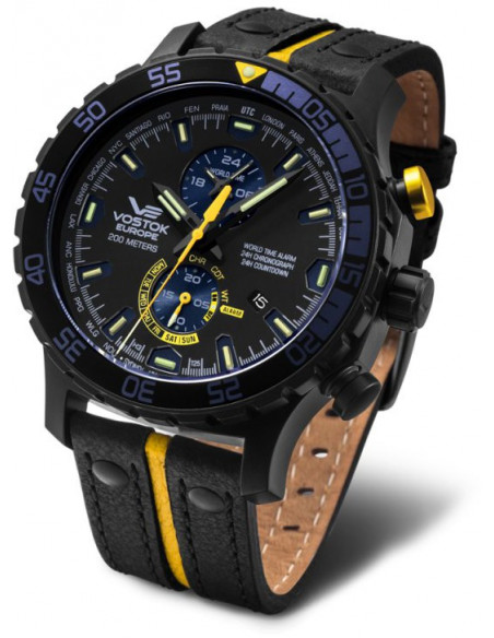 Vostok Europe Expedition Everest Underground YM8J-597C547 watch Vostok Europe - 1