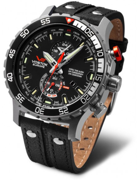 Vostok Europe Expedition Everest Underground YM8J-597A549 watch Vostok Europe - 1