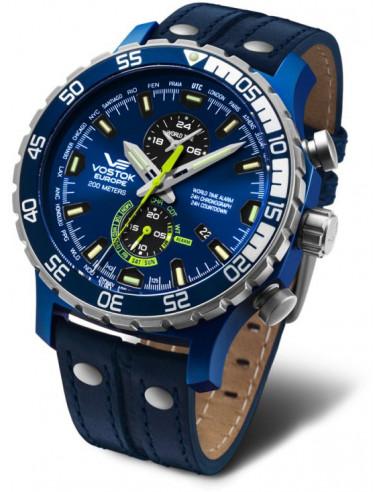 Vostok Europe Expedition Everest Underground YM8J-597E546 watch 598.076542 - 1