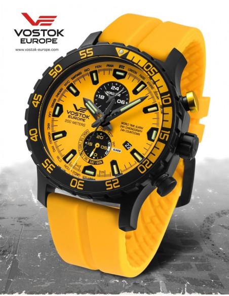 Vostok Europe Expedition Everest Underground YM8J-597C548 watch Vostok Europe - 2