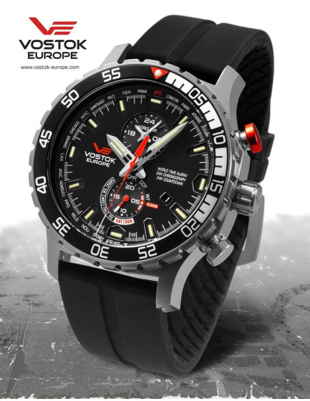 Vostok Europe Expedition Everest Underground YM8J-597A549 watch Vostok Europe - 2