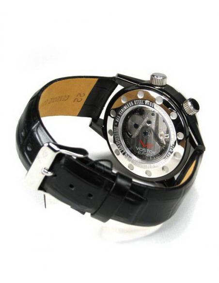 Men's Vostok Europe 2426-5602059 Gaz-14 Limousine watch
