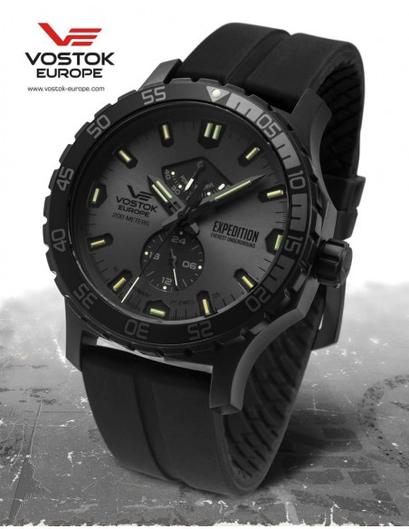 Vostok Europe Expedition Everest Underground YN84-597D542 watch Vostok Europe - 2