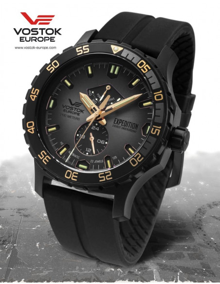 Vostok Europe Expedition Everest Underground YN84-597D541 watch Vostok Europe - 2