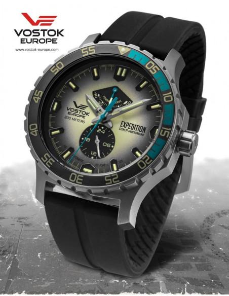 Vostok Europe Expedition Everest Underground YN84-597A544 watch Vostok Europe - 2