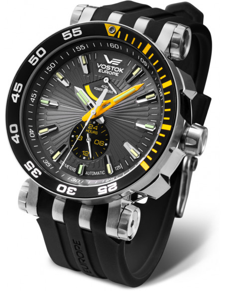 Vostok-Europe YN84-575A539 Energia Rocket watch Vostok Europe - 2