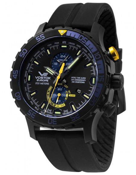 Vostok Europe Expedition Everest Underground YM8J-597C547 watch 613.053417 - 2