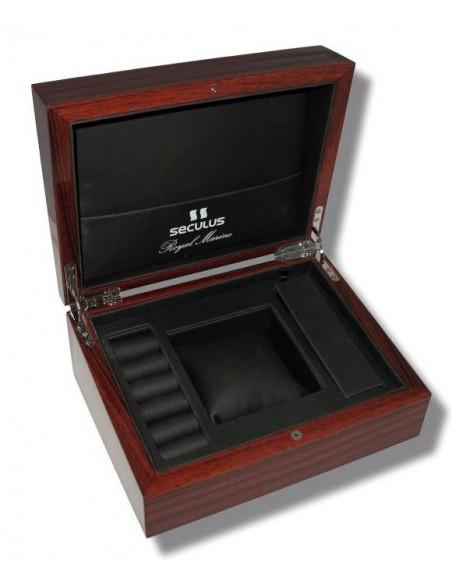 Men's SECULUS 3441.7.2824 Sil SSR B Royal Marine Limited Edition watch