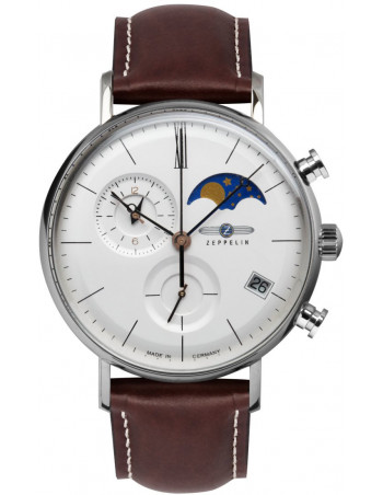 Zeppelin 7198-4 LZ120 Rome watch Zeppelin - 1