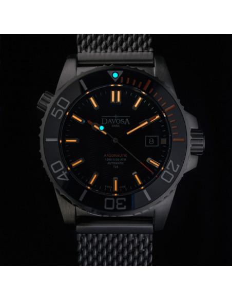 Davosa 161.580.60 Argonautic Lumis T25 automatic watch 866.661833 - 7