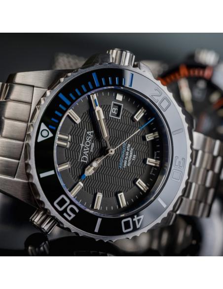 Davosa 161.580.40 Argonautic Lumis T25 automatic watch 866.661833 - 3