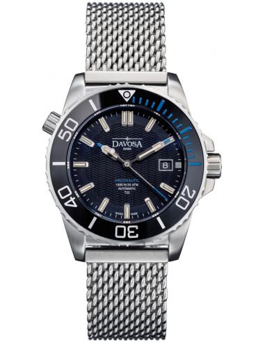 Davosa 161.580.40 Argonautic Lumis T25 automatic watch 866.661833 - 1