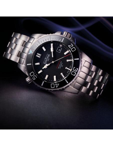 Davosa 161.576.10 Argonautic Lumis T25 automatic watch Davosa - 3