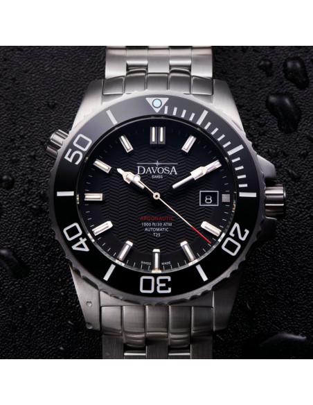Davosa 161.576.10 Argonautic Lumis T25 automatic watch Davosa - 4