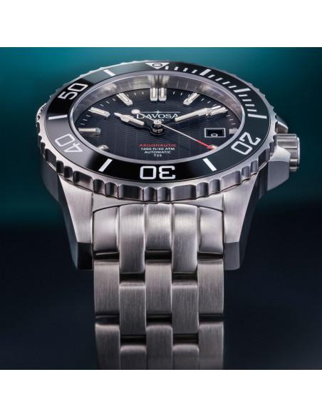 Davosa 161.576.10 Argonautic Lumis T25 automatic watch Davosa - 6
