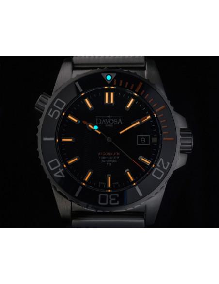 Davosa 161.576.10 Argonautic Lumis T25 automatic watch Davosa - 7