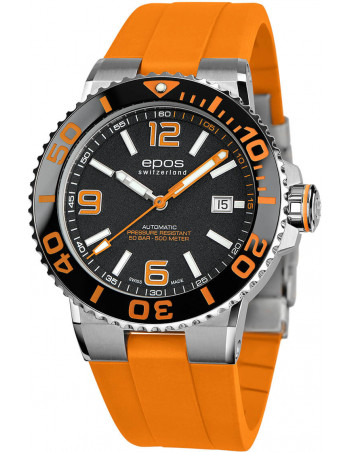 Epos Sportive Diver 3441.131.99.52.52 automatic watch - 1