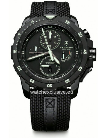 VICTORINOX Swiss Army Alpnach 241574 Mechanical Chronograph Special LIMITED Edition Watch