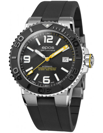 Epos Sportive Diver 3441.131.20.55.55 automatic watch - 1