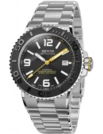 Epos Sportive Diver 3441.131.20.55.30 automatic watch - 1