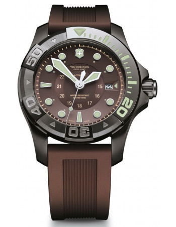 VICTORINOX Swiss Army 241562 Dive Master 500 Mechanical Watch