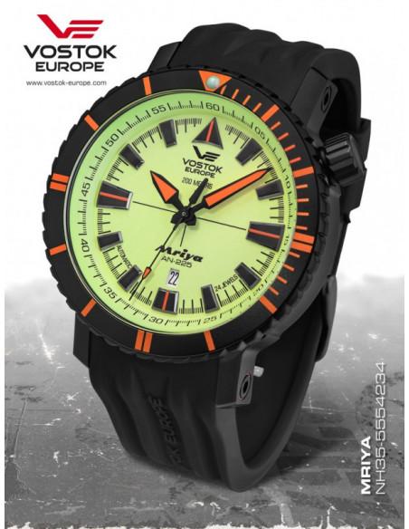 Vostok Europe NH35A-5554234 MRIYA automatic watch Vostok Europe - 2