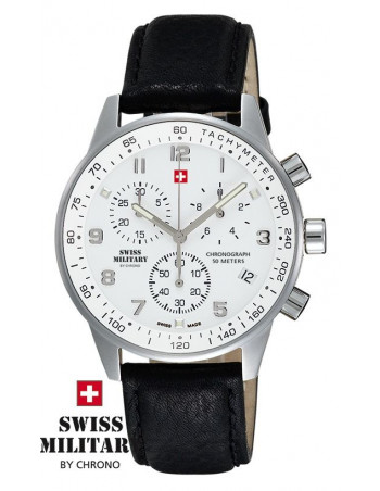 Men's Swiss Military by CHRONO 20042 ST-2L Watch