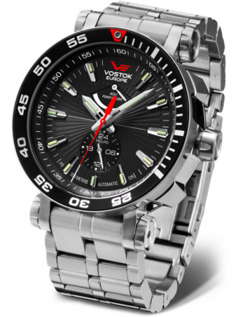 Vostok-Europe YN84-575A538B Energia Rocket watch Vostok Europe - 1
