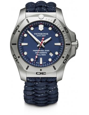 Victorinox Swiss Army INOX 241843 Profesjonalny zegarek nurkowy 634.370502 - 1