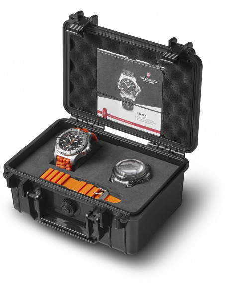 Victorinox Swiss Army I.N.O.X. 241845 Professional Diver Watch Victorinox Swiss Army - 4