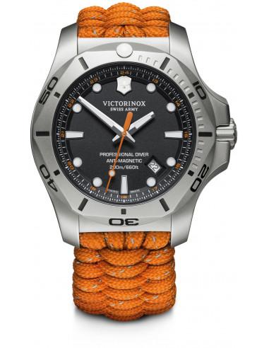 Victorinox Swiss Army INOX 241845 Profesjonalny zegarek nurkowy 634.370502 - 1