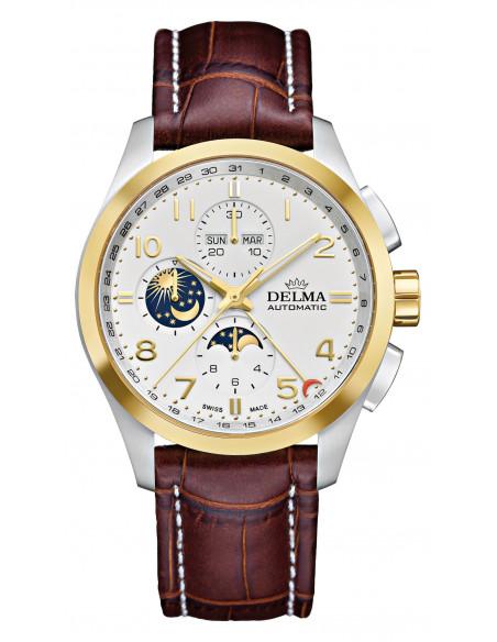 Delma Klondike 52601.680.6.012 automatic moonphase watch 3644.372917 - 1
