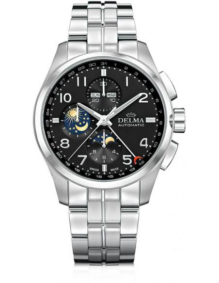 Delma Klondike 41701.680.6.032 automatic moonphase watch 3644.372917 - 1
