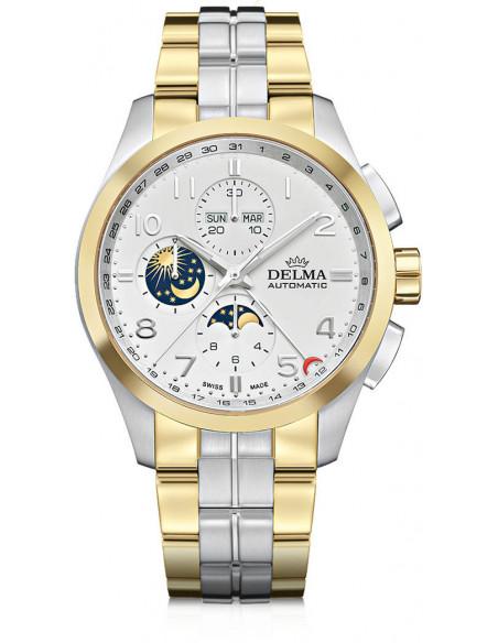 Delma Klondike 52701.680.6.012 automatic moonphase watch Delma - 1