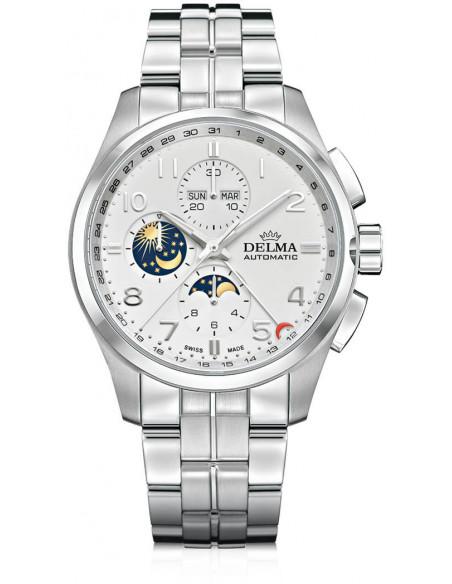 Delma Klondike 41701.680.6.012 automatic moonphase watch Delma - 1