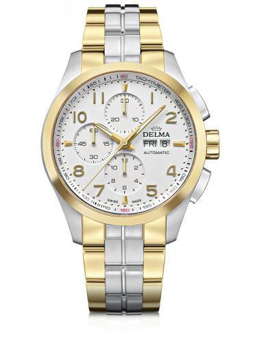 Zegarek automatyczny Delma Klondike 52701.660.6.012 2945.452083 - 1