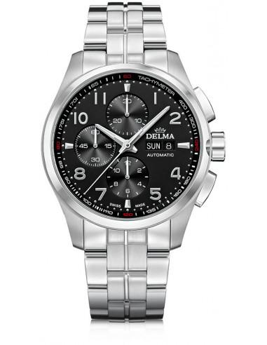Delma Klondike 41701.660.6.032 automatic watch 2845.60625 - 1