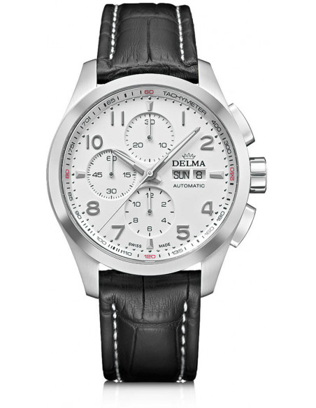 Delma Klondike 41601.660.6.012 automatic watch Delma - 1