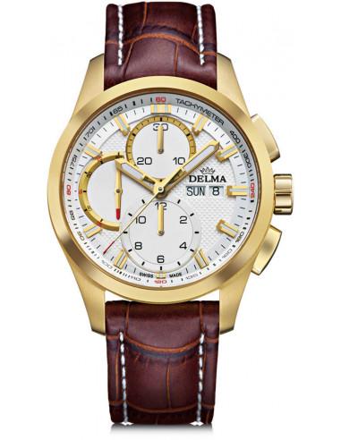 Zegarek automatyczny Delma Klondike 42601.660.6.061 chronotec 2845.60625 - 1