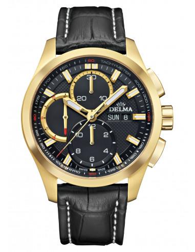 Zegarek automatyczny Delma Klondike 42601.660.6.031 chronotec 2745.760417 - 1