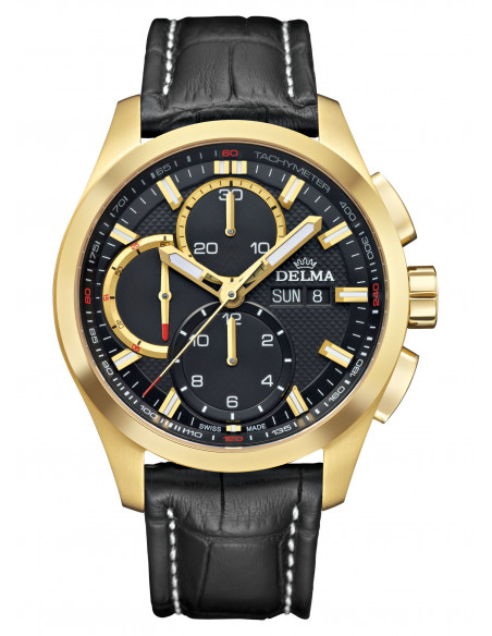 Delma Klondike 42601.660.6.031 chronotec automatic watch 2745.760417 - 1