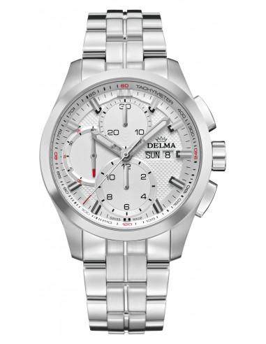 Zegarek automatyczny Delma Klondike 41701.660.6.061 chronotec 2845.60625 - 1