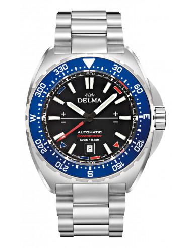 Zegarek automatyczny Delma Oceanmaster 41701.670.6.048 1088.319583 - 2