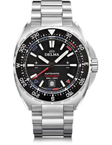 Delma Oceanmaster 41701.670.6.038 automatic watch Delma - 1