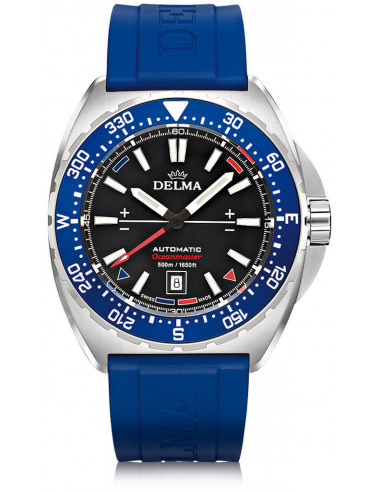 Zegarek automatyczny Delma Oceanmaster 41501.670.6.048 1048.38125 - 1