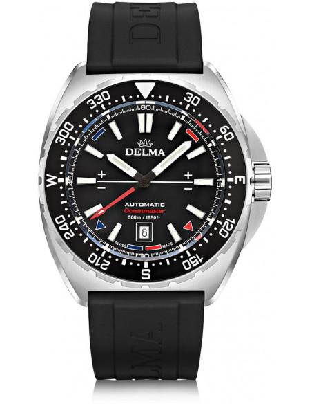Delma Oceanmaster 41501.670.6.038 automatic watch Delma - 1