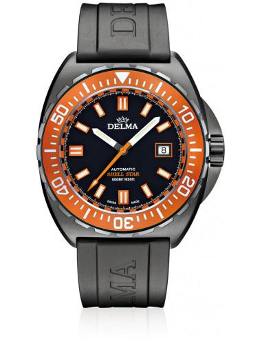Hodinky Delma Shell Star Black Tag 44501.670.6.151 automatic 1288.01125 - 1