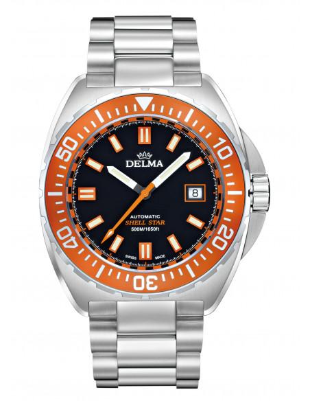 Delma Shell Star automatic 41701.670.6.151 diving watch Delma - 1