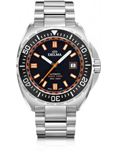 Delma Shell Star automatic 41701.670.6.031 diving watch Delma - 1