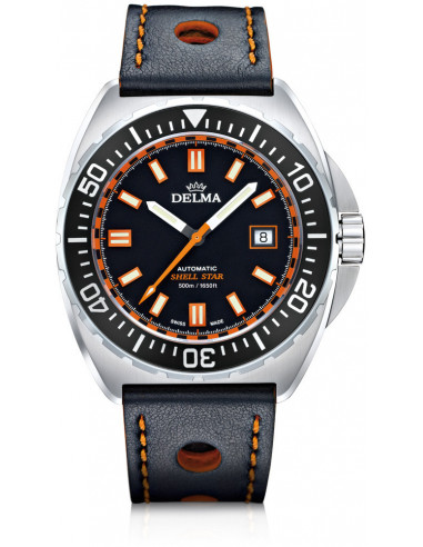 Hodinky Delma Shell Star automatic 41601.670.6.031 988.47375 - 1